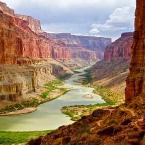 Grand Canyon is listed (or ranked) 9 on the list The Best Places to Go Hang Gliding