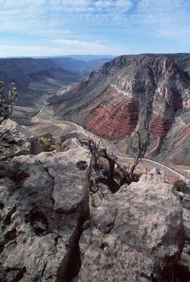 Parashant National Monument is listed (or ranked) 2 on the list 26 National Monuments Trump Has On The Chopping Block