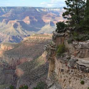 Grand Canyon National Park is listed (or ranked) 6 on the list The Best National Parks in the USA