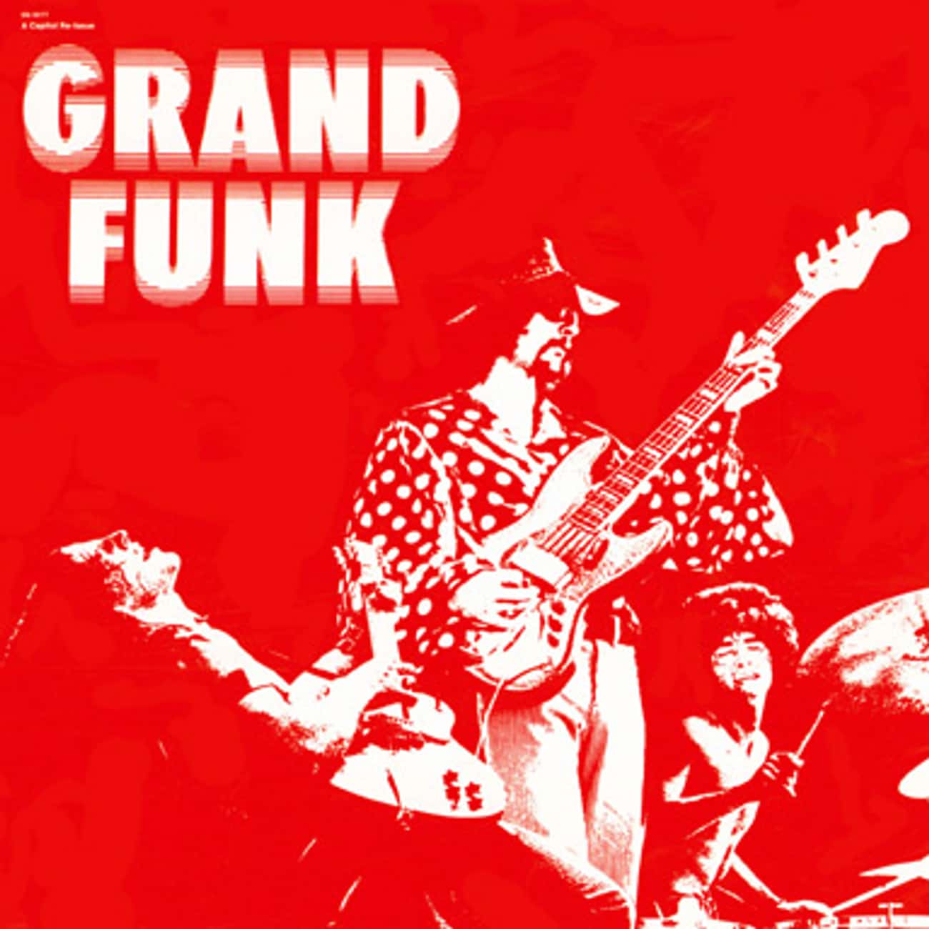 Grand Funk is listed (or ranked) 2 on the list The Best Grand Funk Railroad Albums of All Time