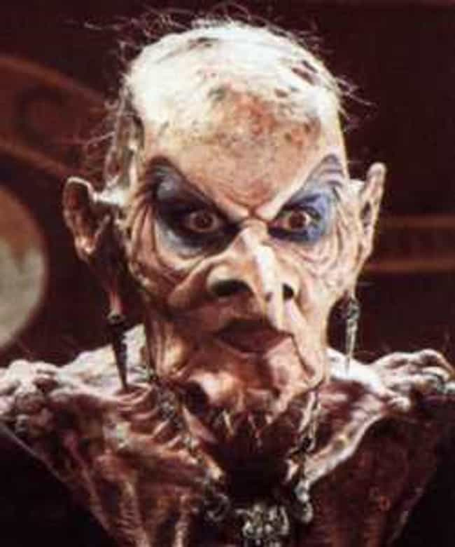 Grand High Witch is listed (or ranked) 1 on the list The Ugliest Movie Villains in Film History