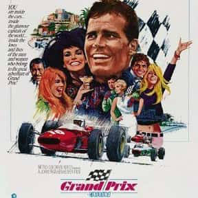 Grand Prix is listed (or ranked) 5 on the list The Best Car Racing Movies That Really Put The Pedal To The Metal