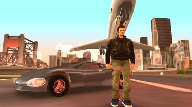 Grand Theft Auto III is listed (or ranked) 4 on the list 13 Classic Video Games That Unfortunately Haven't Aged Well