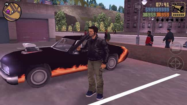 Grand Theft Auto III is listed (or ranked) 4 on the list These Are The Video Games That All Other Video Games Copied