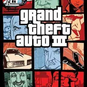 Grand Theft Auto III is listed (or ranked) 5 on the list The Best Grand Theft Auto Games