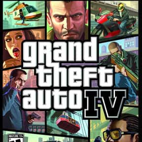Grand Theft Auto IV is listed (or ranked) 2 on the list Games Made With the Euphoria Engine