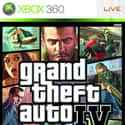 Grand Theft Auto IV is listed (or ranked) 5 on the list List of All Third-person Shooter Games