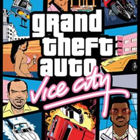 Grand Theft Auto: Vice City is listed (or ranked) 2 on the list The Best Grand Theft Auto Games