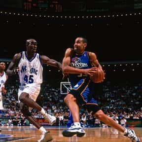 Grant Hill is listed (or ranked) 16 on the list People Who Should Be in the Basketball Hall of Fame