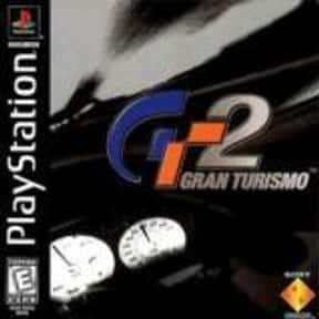 Gran Turismo 2 is listed (or ranked) 1 on the list The Best PlayStation Racing Games