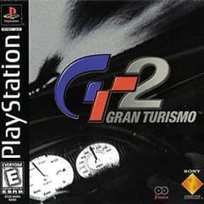 Gran Turismo 2 is listed (or ranked) 3 on the list The Best Gran Turismo Games