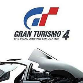Gran Turismo 4 is listed (or ranked) 1 on the list The Best Gran Turismo Games