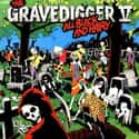 Gravedigger V is listed (or ranked) 8 on the list Bomp! Records Complete Artist Roster
