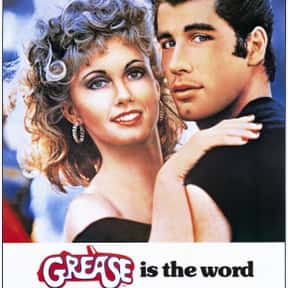 Grease is listed (or ranked) 25 on the list The Most Rewatchable Movie Musicals