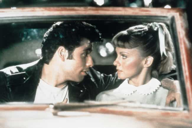 Grease is listed (or ranked) 7 on the list Celebrated Fictional Relationships That Are Actually F'ed Up
