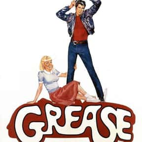 Grease is listed (or ranked) 1 on the list The Best Musical Love Story Movies