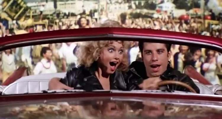 How And Why Does The Car Fly Away At The End Of Grease?