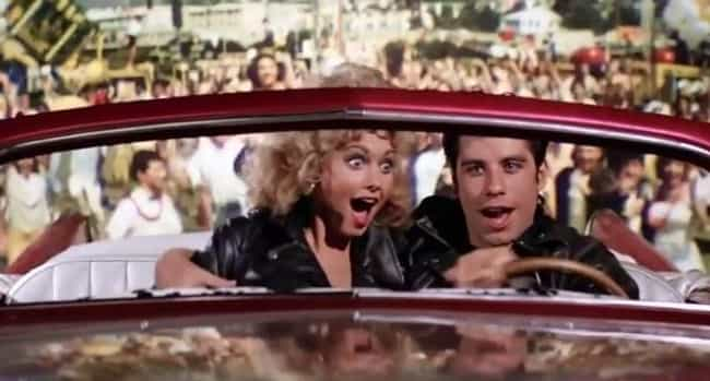 Grease is listed (or ranked) 1 on the list Classic Teen Movies That Got Away With Not Explaining Major Things