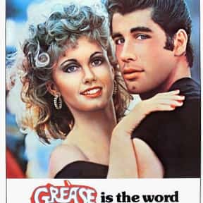 Grease is listed (or ranked) 17 on the list The Best Movies for Young Girls
