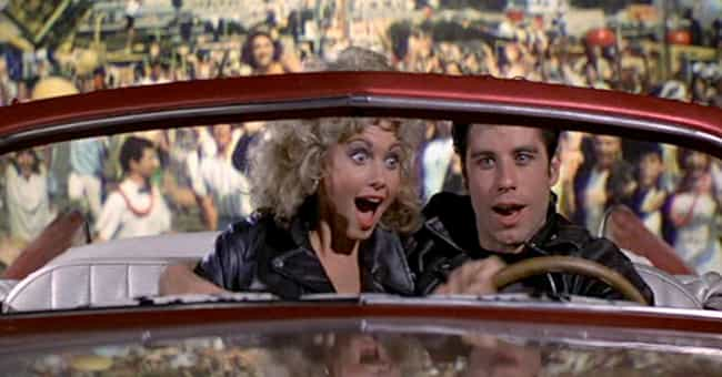 Grease is listed (or ranked) 1 on the list Classic Movie Endings People Only Accept Because They're Classics