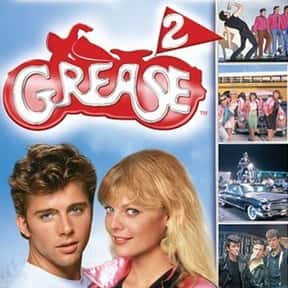 Grease 2 is listed (or ranked) 7 on the list The Worst Part II Movie Sequels