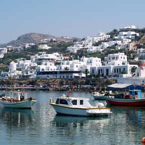 Greece is listed (or ranked) 11 on the list The Best Cheap Travel Destinations