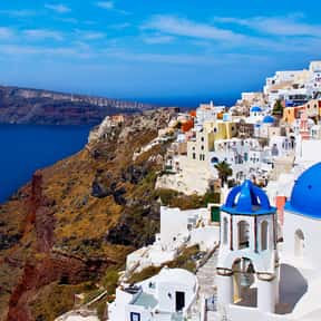 Greece is listed (or ranked) 20 on the list The Best Gay Travel Destinations