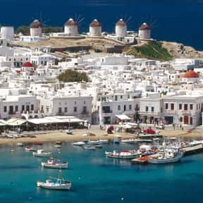 Greece is listed (or ranked) 5 on the list The Best Countries to Travel To