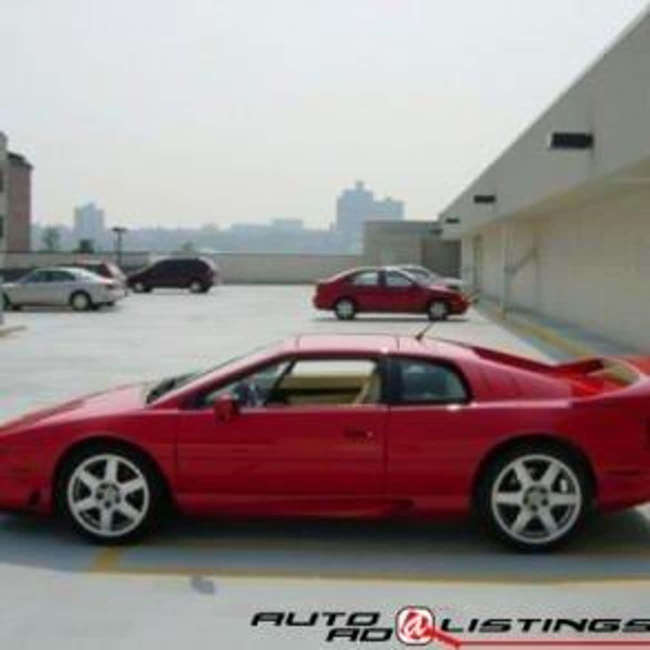 1995 Lotus Esprit Turbo