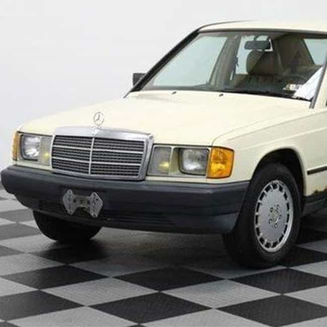 1985 Mercedes-Benz 190 is listed (or ranked) 2 on the list List of Popular Mercedes-Benz Sedans