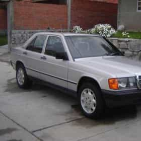 1984 Mercedes-Benz 190