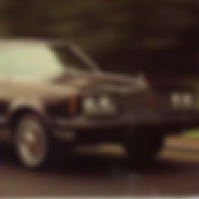 1985 Pontiac Bonneville is listed (or ranked) 3 on the list List of Popular Pontiac Sedans