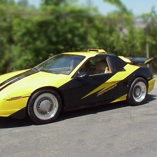 1987 Pontiac Fiero is listed (or ranked) 4 on the list List of Popular Pontiac Fieros