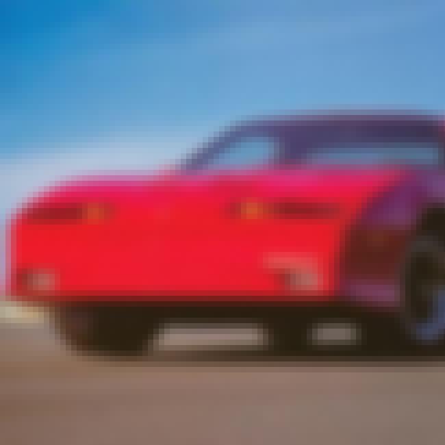1990 Pontiac Firebird is listed (or ranked) 4 on the list List of 1990 Pontiacs
