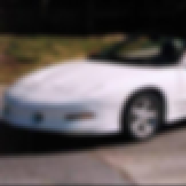 1995 Pontiac Firebird Converti... is listed (or ranked) 2 on the list List of 1995 Pontiacs