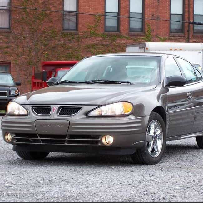 2002 Pontiac Grand Am Se... is listed (or ranked) 1 on the list The Best Pontiac Grand Ams of All Time