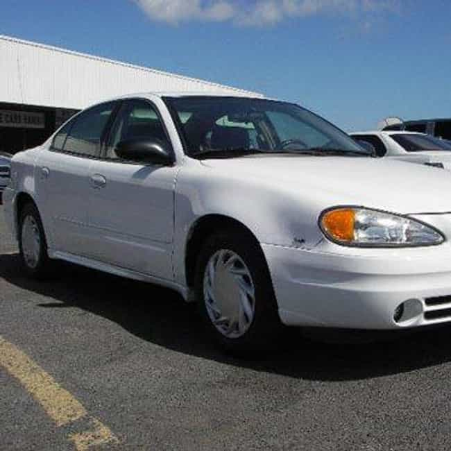 2005 Pontiac Grand Am Se... is listed (or ranked) 3 on the list The Best Pontiac Grand Ams of All Time