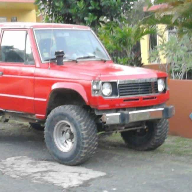 1986 Mitsubishi Montero ... is listed (or ranked) 4 on the list The Best Mitsubishi Pajeros of All Time