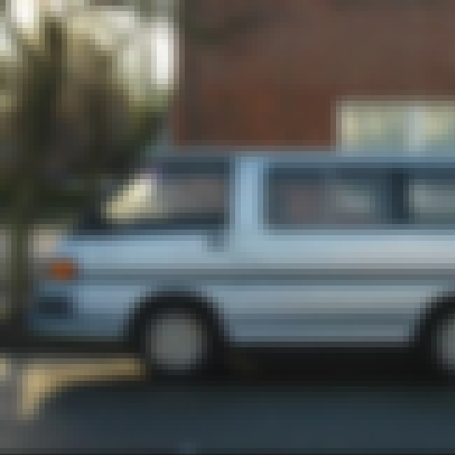 1988 Mitsubishi Van is listed (or ranked) 3 on the list List of Popular Mitsubishi Vans