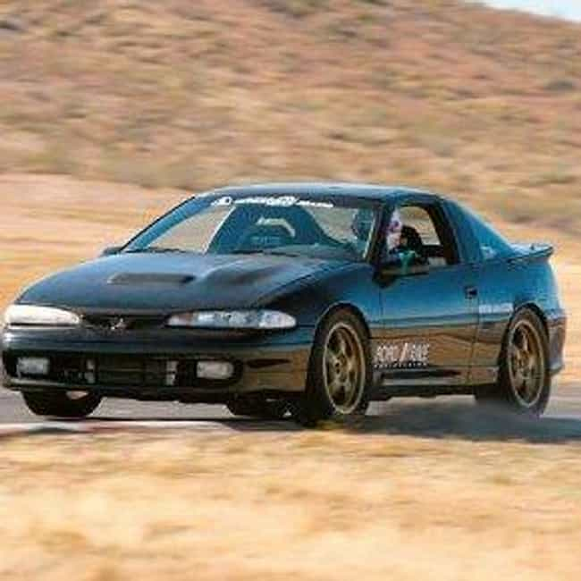 1994 Mitsubishi Eclipse ... is listed (or ranked) 2 on the list The Best Mitsubishi Eclipses of All Time