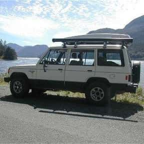 1991 Mitsubishi Montero is listed (or ranked) 16 on the list The Best Sport Utility Vehicles of All Time