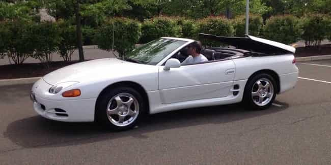 1995 Mitsubishi 3000gt Convert Is Listed Or Ranked 1 On The