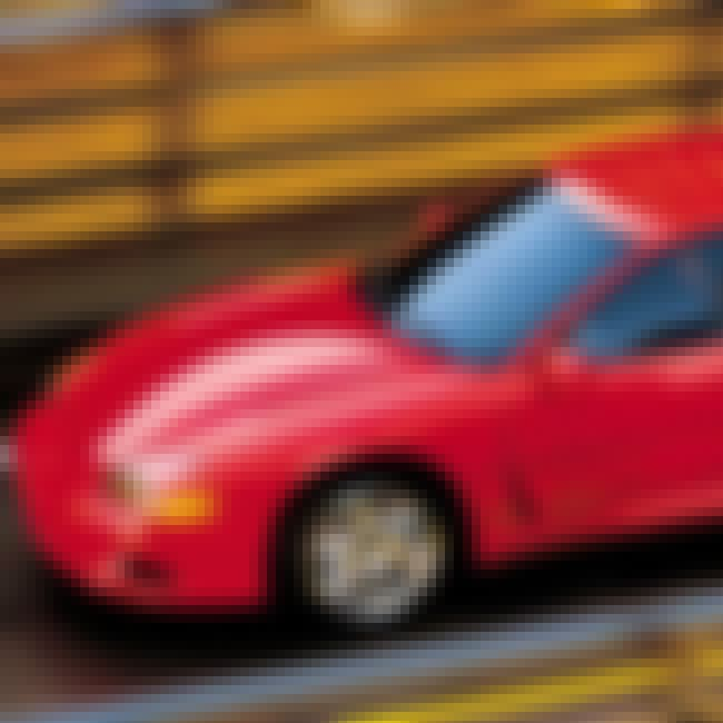 1997 Mitsubishi 3000GT is listed (or ranked) 1 on the list List of 1997 Mitsubishis