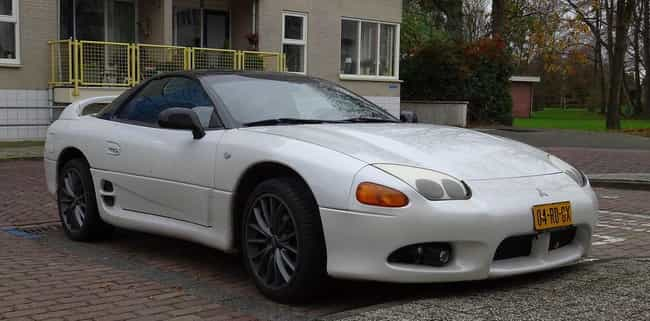 1998 Mitsubishi 3000GT is listed (or ranked) 3 on the list List of Popular Mitsubishi GTOs