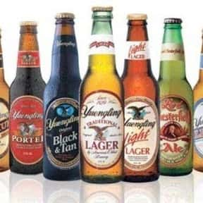 Yuengling is listed (or ranked) 9 on the list The Best Beer Brands