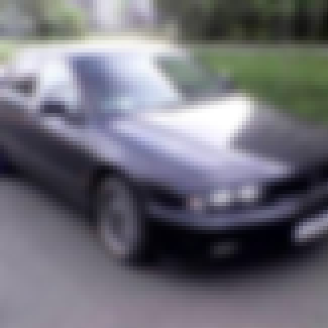 1995 Mitsubishi Diamante is listed (or ranked) 4 on the list List of 1995 Mitsubishis