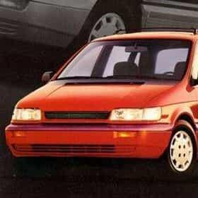 1993 Mitsubishi Expo LRV