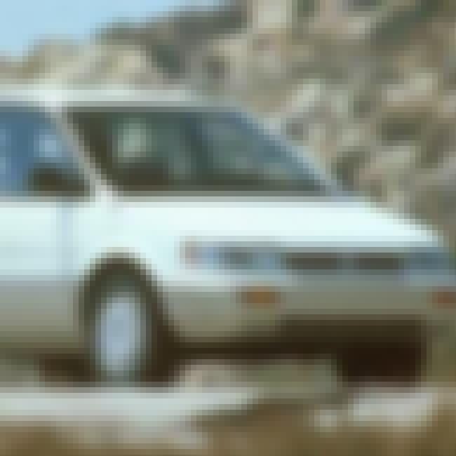 1994 Mitsubishi Expo is listed (or ranked) 3 on the list The Best Mitsubishi Chariots of All Time
