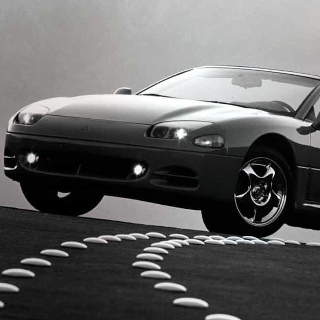 1997 Mitsubishi 3000GT Spyder is listed (or ranked) 4 on the list List of Popular Mitsubishi GTOs