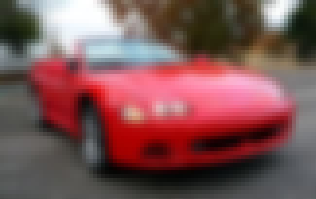 1998 Mitsubishi 3000GT Spyder is listed (or ranked) 1 on the list List of 1998 Mitsubishis